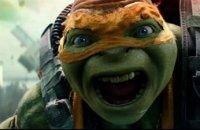 Ninja Turtles 2 - teaser - VO - (2016)