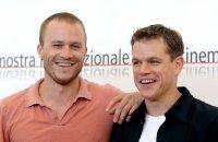 """Matt Damon : """"Heath Ledger était trop brillant pour ce monde"""""""