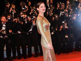 Marion Cotillard scintille sur le red carpet