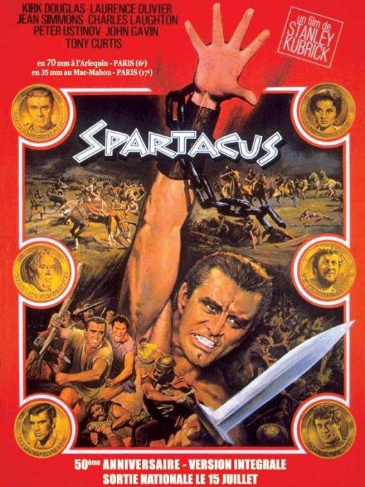 Spartacus : Affiche