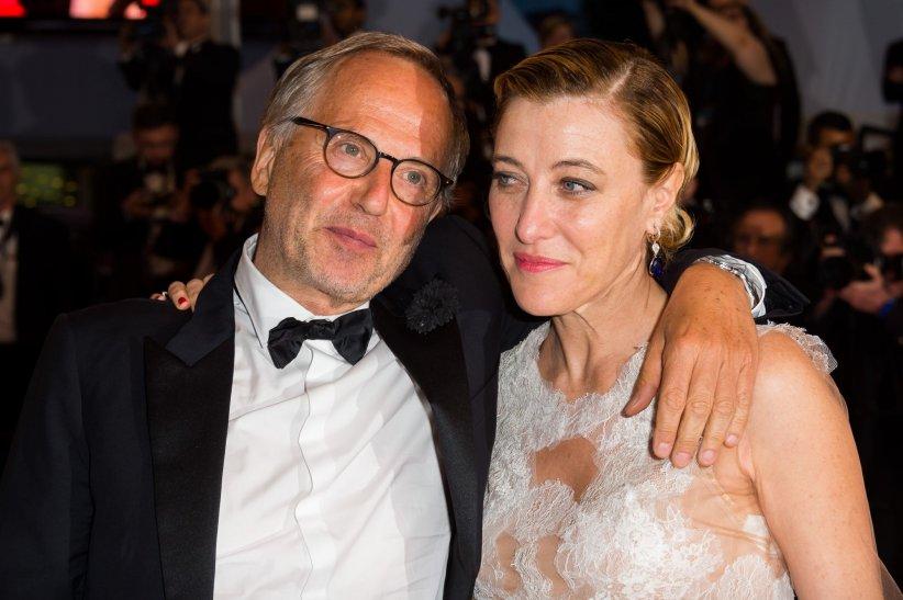 Fabrice Luchini et Valeria Bruni-Tedeschi inséparables
