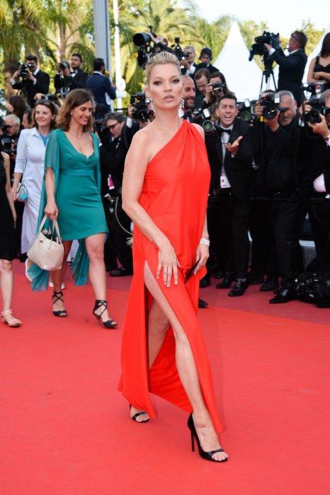 Kate Moss, sexy en diable
