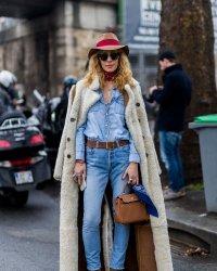 Peau lainée : trois façons de la porter