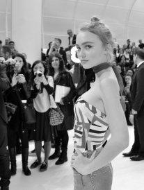 Lily-Rose Depp : sa plus grande peur se trouve sur les réseaux sociaux