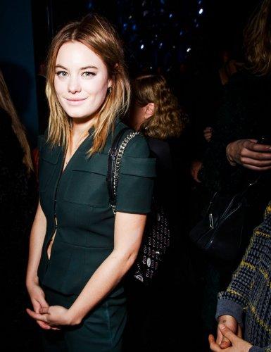 Camille Rowe : nouvelle égérie du parfum Dior Poison
