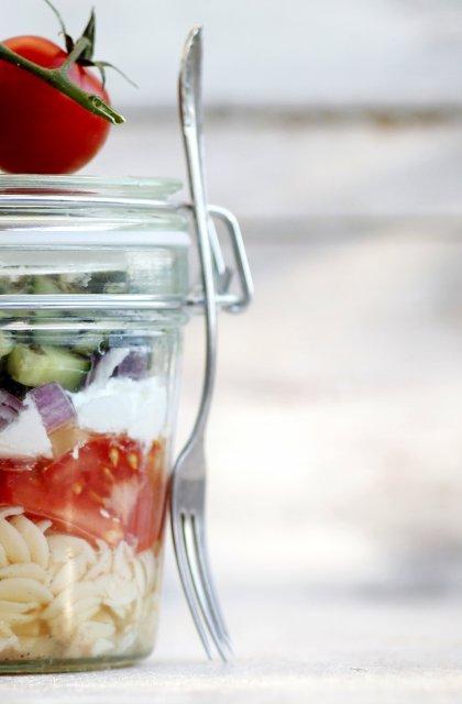 Jar Salad : la salade de la rentrée