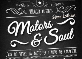 Motors and Soul : 3e édition les 3 et 4 septembre 2016