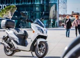 Promo : votre scooter ou moto Keeway jusqu'à moins 400 € !