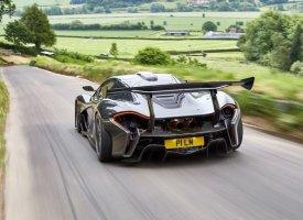 McLaren P1 LM: record sur le Ring ?