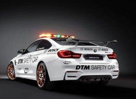 BMW M4 GTS, la nouvelle Safety-Car du DTM