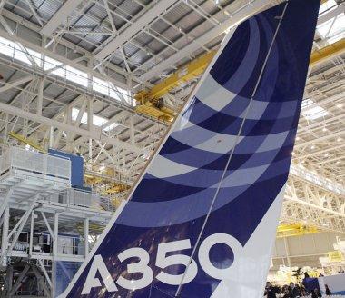 Airbus démarre l'assemblage du premier A350-1000
