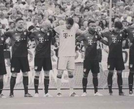 Fusillade à Munich : l'hommage du Bayern