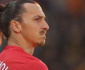 Manchester United : le petit privilège de Zlatan Ibrahimovic accordé par son entraîneur