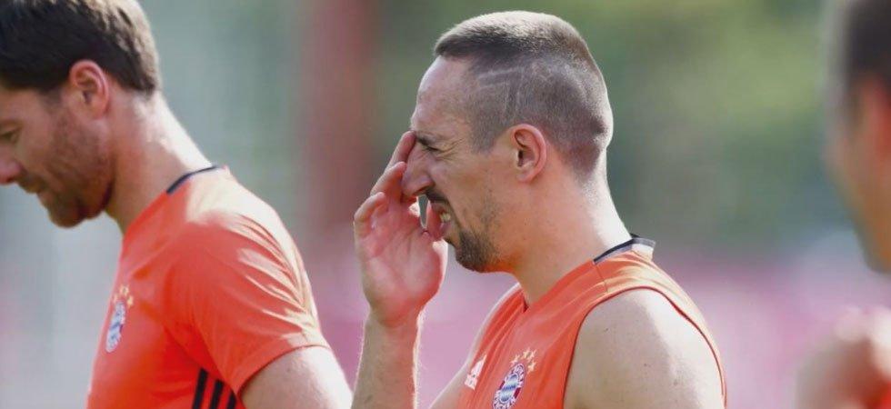 Le nouveau pétage de plomb de Franck Ribéry