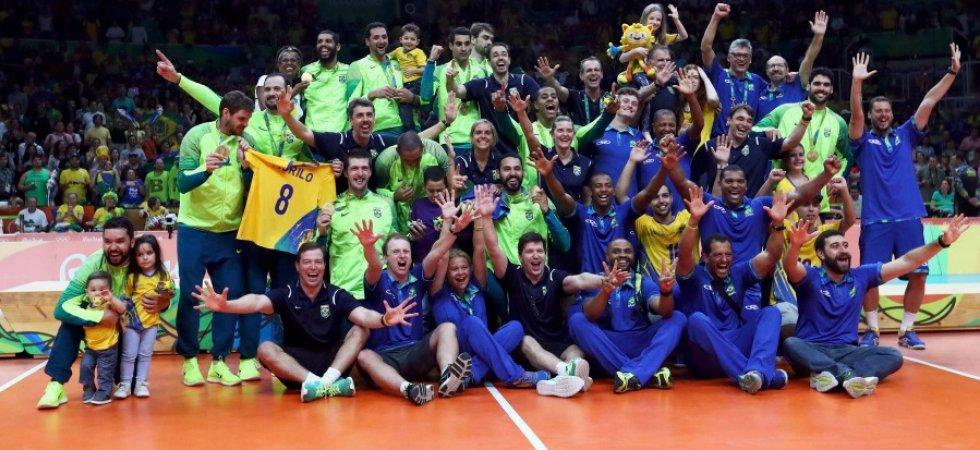 (M): Le Brésil champion olympique !