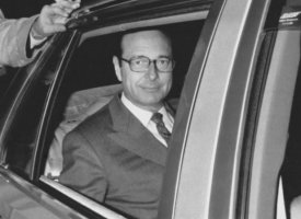 L'histoire d'amour qui a failli briser le couple Chirac
