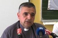 """Prêtre égorgé: l'archevêque de Rouen se dit """"abasourdi"""""""