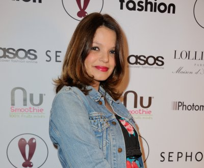 Séverine Ferrer est maman pour la troisième fois