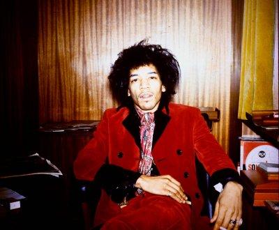 Jimi Hendrix : sa chambre londonienne désormais ouverte au public