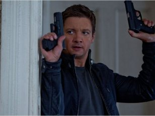 Jeremy Renner, star du thriller Kill The Messenger