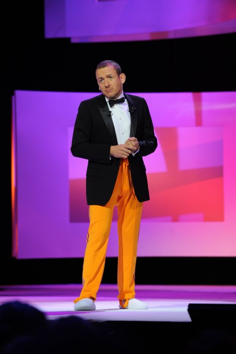 Dany Boon et sa fausse improvisation
