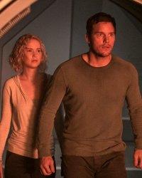 Passengers : Jennifer Lawrence et Chris Pratt évoquent leur scène de sexe