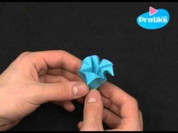 Comment Faire Une Fleur En Papier Facile Sur Orange Videos