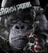 The Black Pixel Ape (Drinking Cigarettes to Take a Break) [Deezer Edition]