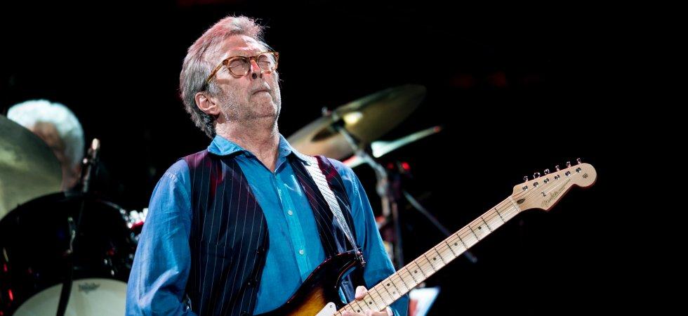 Les Rolling Stones invitent Eric Clapton sur leur album de blues