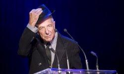 Le chanteur Leonard Cohen est mort à l'âge de 82 ans