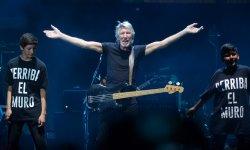 """Roger Waters est """"prêt"""" à rejouer The Wall à la frontière mexicaine"""
