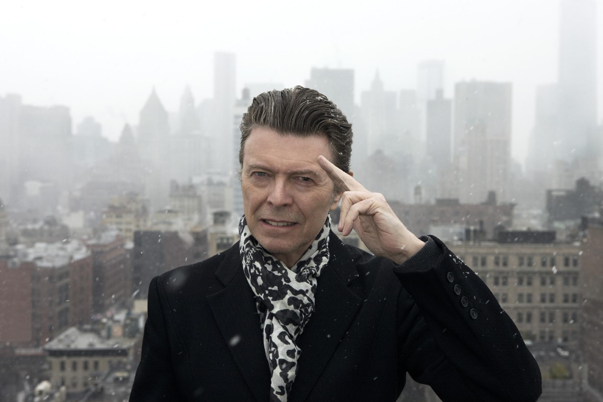 Un clip posthume de David Bowie