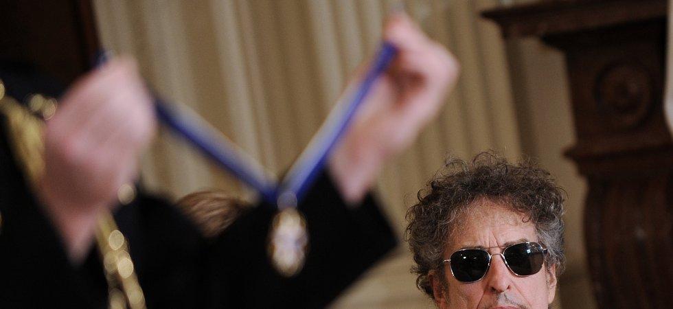 Bob Dylan n'ira pas chercher son prix Nobel