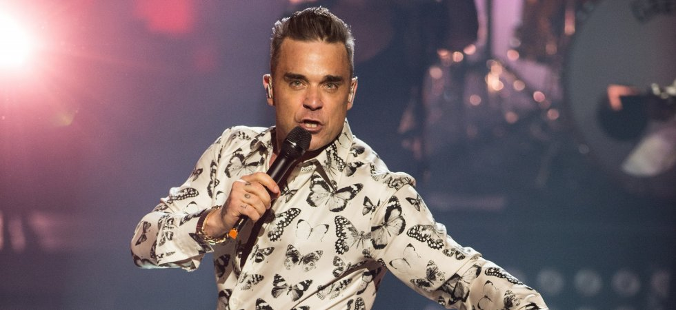 "Robbie Williams annonce l'arrivée de ""Heavy Entertainment Show"""
