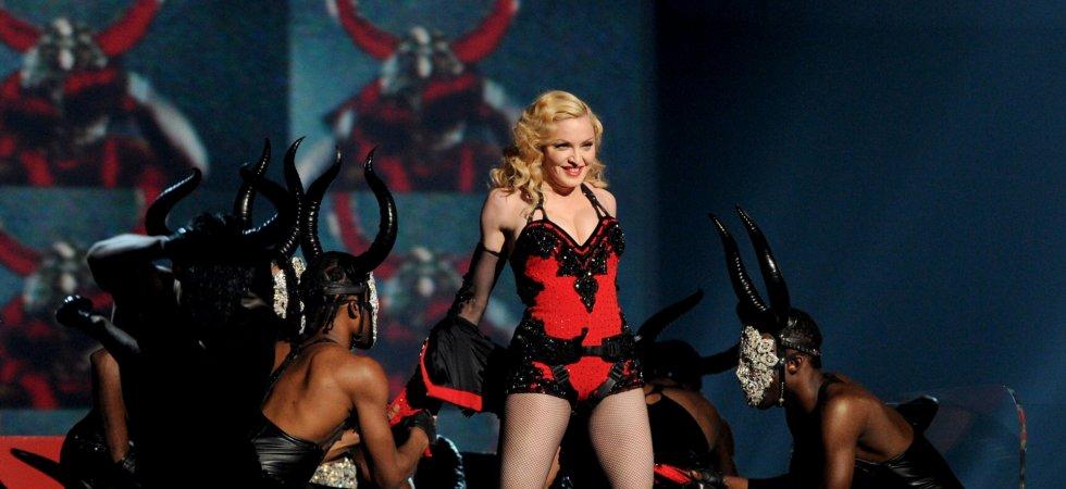 Madonna nommée femme de l'année par le magazine Billboard