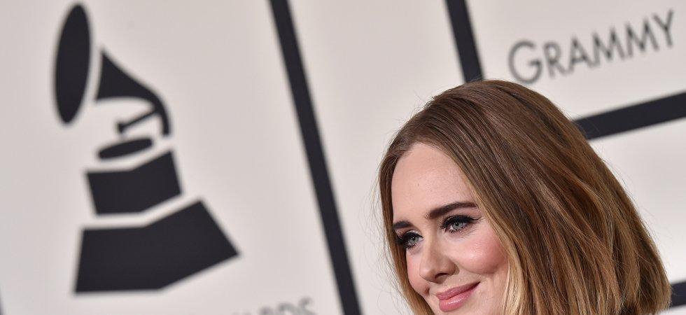 Adele dédie son concert new-yorkais à Brad Pitt et Angelina Jolie