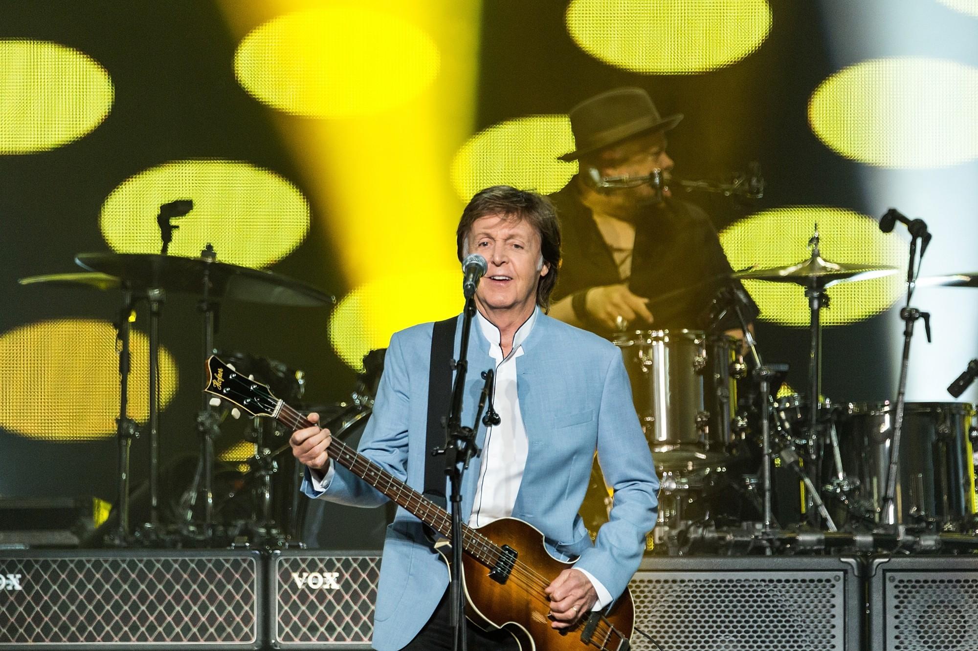 Paul McCartney attaque Sony pour récupérer les chansons des Beatles