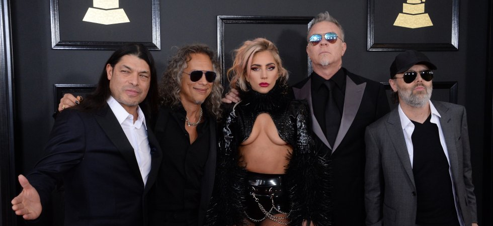 Lady Gaga et Metallica, bientôt un album ensemble ?