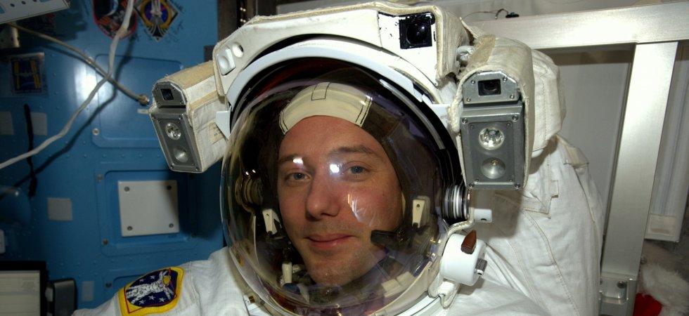 L'astronaute Thomas Pesquet dévoile sa playlist intersidérale