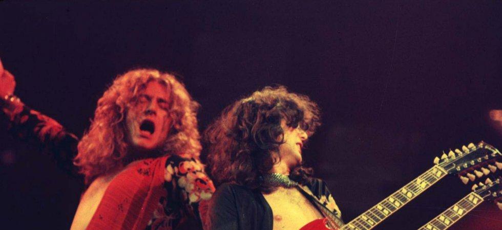 Non, la carrière de Led Zeppelin n'est pas finie