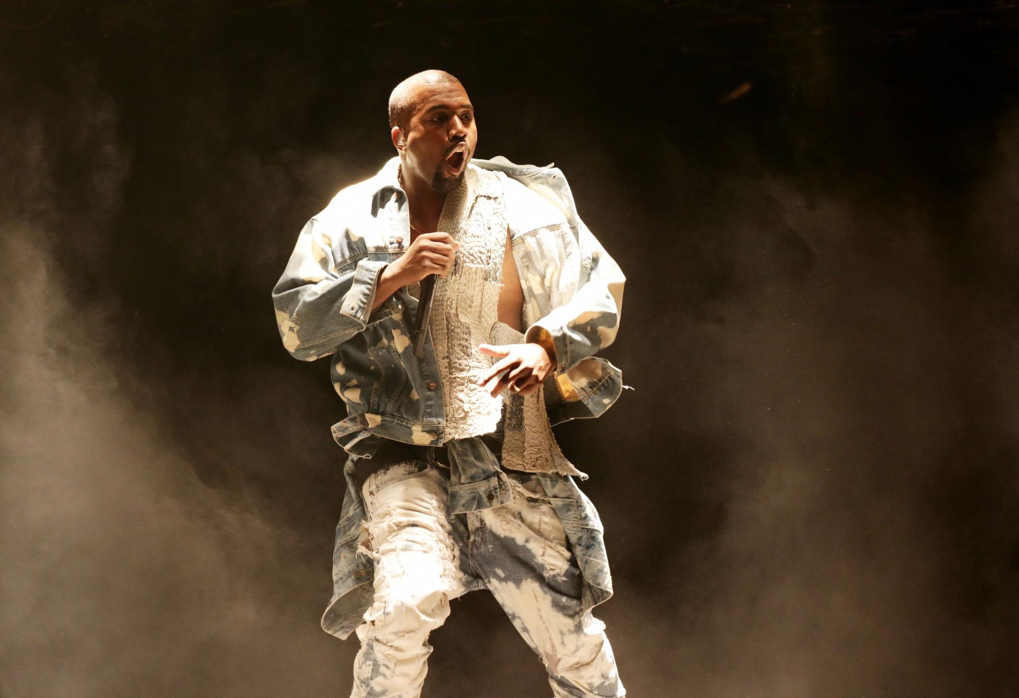 Kanye West n'a pas reçu le feu vert pour sortir de psychiatrie