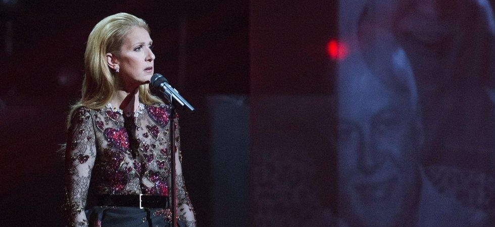 Céline Dion va mieux et s'excuse auprès de ses fans