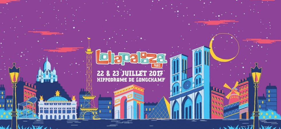 The Weeknd, Lana Del Rey et IAM au Lollapalooza Paris