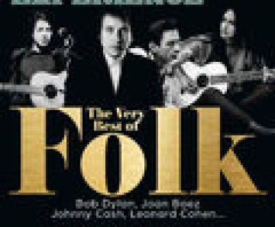 Very Best of Folk ( Bob Dylan , Joan Baez ... )