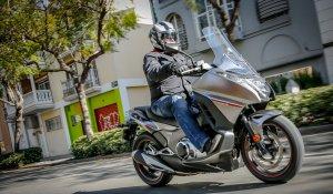 Honda Integra NC 750 D 2016
