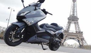 Yamaha T-max 530 Lux Max