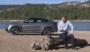 BMW X6 (F16) M50d