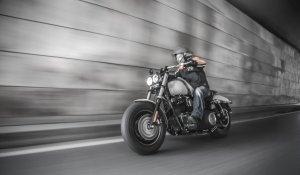 Harley-davidson Dyna FXDF Fat Bob 2014