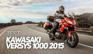 Kawasaki Versys 1000 (2015)