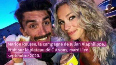 Les Rares Confidences De Marion Rousse Sur Julian Alaphilippe Il Donne Tellement D Amou